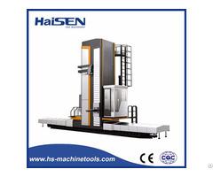 Tk Series Floor Type Boring And Milling Machine