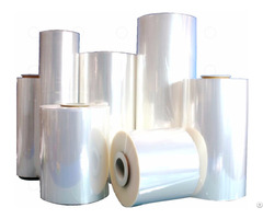 Pof Center Fold Shrink Film