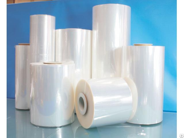 Polyolefin Pof Heat Shrink Wrap Film