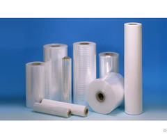 Pof Shrink Film With 5 Layers