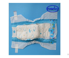 Pe Backsheet Baby Diapers