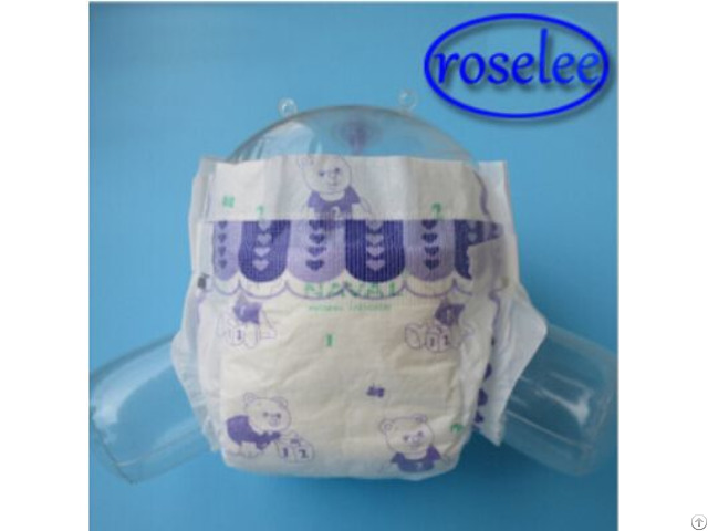 Super Absorbent Overnight Diapers