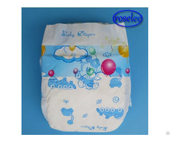 Breathable Baby Diapers With Imported Sap