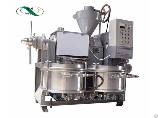 Automatic Screw Oil Press