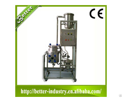 High Efficient Plants Herbal Leaf Flowers Essential Oil Distillers Extraction Machine