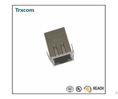 Trj1216cnl 10 100base T Rj45 Ethernet Connector