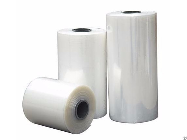 Good Quality Pof Shrink Film Center Folded Single Wound Tube Bags