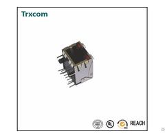 Trjk0038awnl Gigabit Rj45 Connector