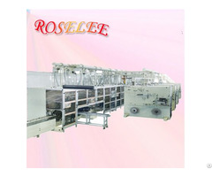 Advanced Sanitary Napkin Production Line