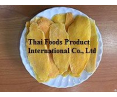 Thai Soft Dried Mango