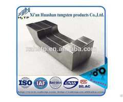 Tungsten Alloy Bucking Bar
