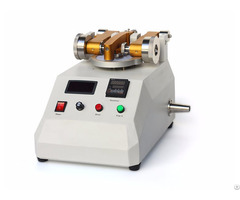 Taber Abrasion And Wear Test Instrument With Double Head