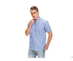 Fashion Slim Fit Mens Plaid Casual Shirt