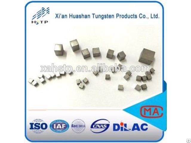 Tungsten Alloy Ingots