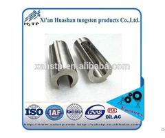 Tungsten Alloy Syringe Shielding Pipes