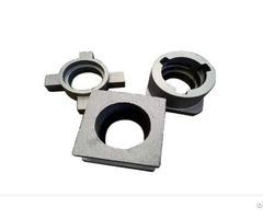 Alloy Steel Drain Hole