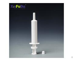 30ml Plastic Disposable Syringe
