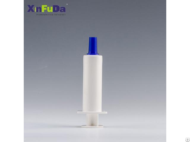 Veterinary Syringe 20ml For Supplement