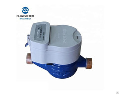 Ip68 Protection Class And 10 Years Battery Life Residential Water Meters Modbus