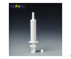 30ml Plastic Disposable Syringe