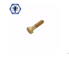 Astm A325m Heavy Hex Structural Bolt