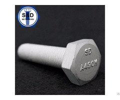 Factory Supply Astm A490 Heavy Hex Structural Bolt