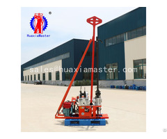 Yqz 30 Small Portable Hydraulic Drill Machine Percussion Anchor Auger Cast Drilling Rig For Spt