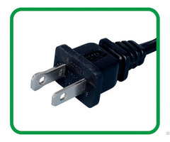 Nema 1 15p Ul Plug Power Cord Xr 201