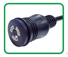 Nema L5 20r Ul Locking Female Connector Xr 510