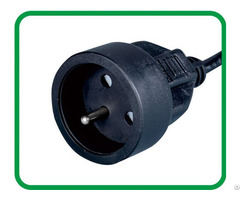 Schuko Socket Vde 2 Poles Euro With Earthing Contact Xr 325
