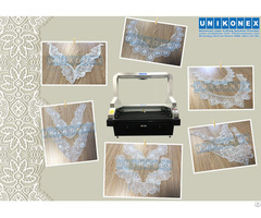 Various Lace Pattern Laser Cutting Solution
