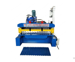 Steel Profile Deck Floor Roll Forming Machine