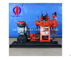 Mobile Xy 130 Core Drilling Machine 100meters Depth Ground Hole Drill Rig