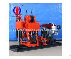 Xy 150 Small Diesel Engine Water Well Drilling Rig For Sale Low Price