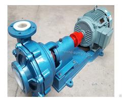 Uhb Zk Corrosion Resistant Slurry Pump