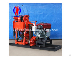 Xy 180 Economy Type Portable Crawler Borehole Drilling Machine For Sale