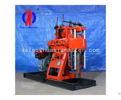 Xy 200 Hydraulic Core Drilling Rig 400mm Maximum Opening Diameter