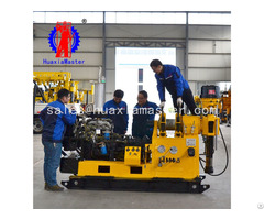 Xy 3 Hydraulic Core Drilling Rig 600m Meters Operation Centralized And Convenient