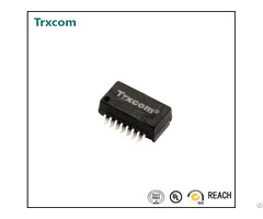 H1102nl 10 100m 16pins Lan Transformer