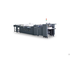 Sgz C Ui740x A Automatic Full Uv Coating Machine
