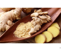 Spices Dried Ginger
