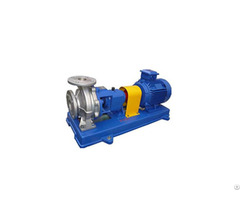 Dy Stainless Steel Chemical Pump
