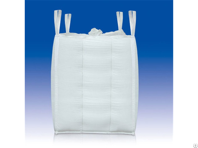 Jumbo Baffle 4 Panel Formstable Fibc 1ton Bag Pp Virgin