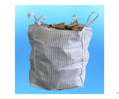Breathable Ventilated Wood U Panel 500kg Bag Pp 100% Virgin