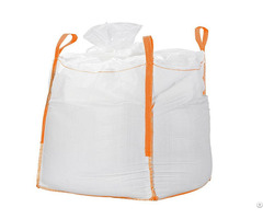 Fibc Jumbo Bag 4 Panel Moistureproof With Pe Inner Liner