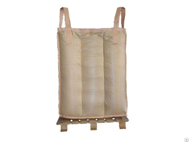 Fibc Baffle 4 Panel Formstable Bulk 1ton Bag Pp Virgin 100%