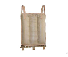 Fibc Baffle 4 Panel Formstable Bulk 1ton Bag Pp Virgin 100%