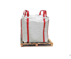 Fibc Reinforced Jumbo Tubular 2ton Bag Pp Virgin 100%