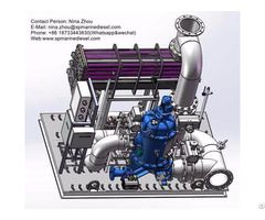Ballast Water Treatment System Ahead 200m3 H