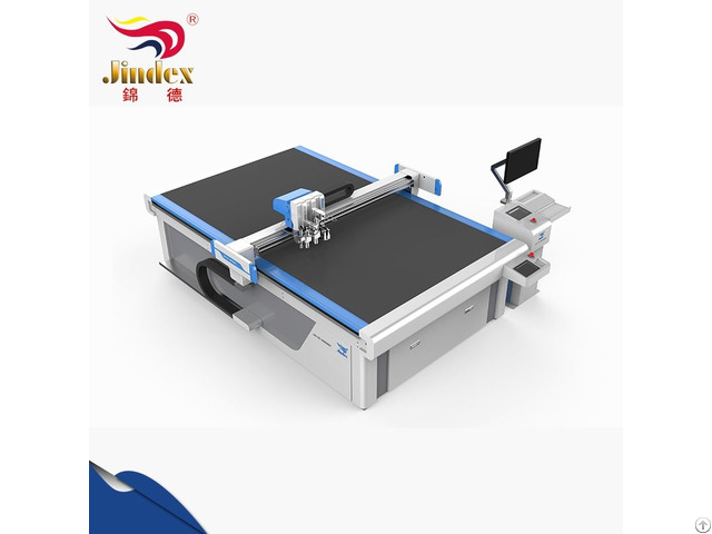 Jindex Intelligent Oscilating Cutting Machine